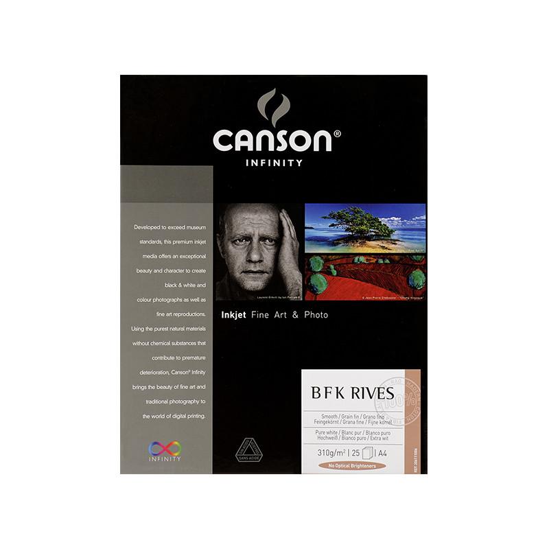 Papier d'impression BFK Rives 310g Canson