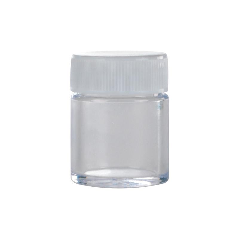 Boîte vide en verre