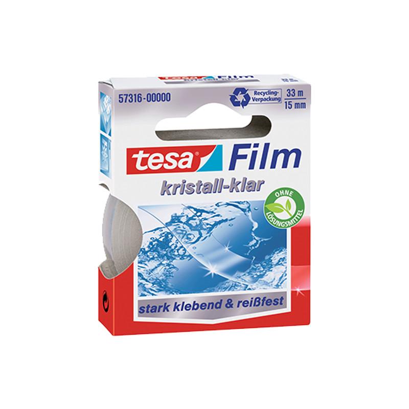 Film adhésif crystal Tesa