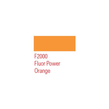 MONTANA RECHARGE 25ML F2000 FLUOR POWER ORANGE