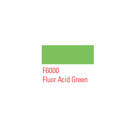 MONTANA RECHARGE 25ML F6000 FLUOR ACID GREEN