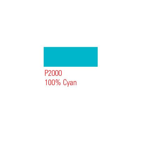 MONTANA RECHARGE 180ML P2000 PURE CYAN