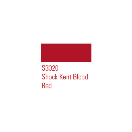 MONTANA RECHARGE 25ML S3020 SHOCK KENT BLOOD RED