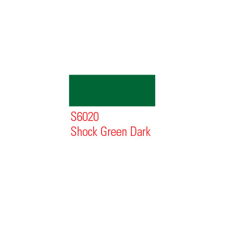MONTANA RECHARGE 25ML S6020 SHOCK GREEN DARK