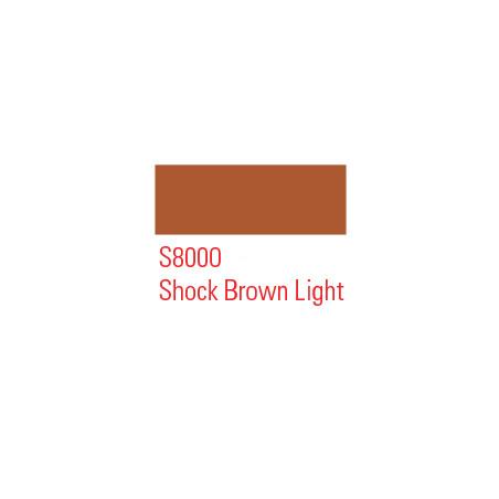 MONTANA RECHARGE 25ML S8000 SHOCK BROWN LIGHT