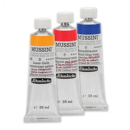 Peinture à l'huile extra-fine Mussini