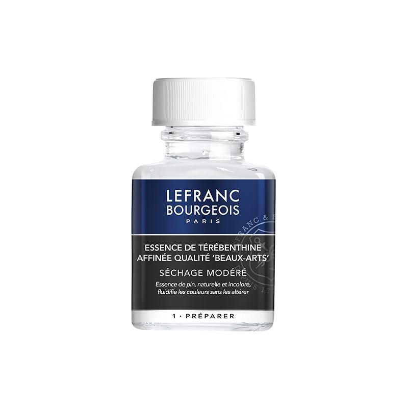 Essence de térébenthine pour peinture à l'huile — Lefranc & Bourgeois