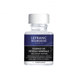 LEFRANC&BOURGEOIS ESSENCE PETROLE 75ML