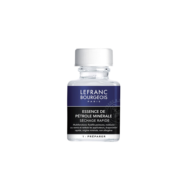 LEFRANC&BOURGEOIS ESSENCE PETROLE 75ML