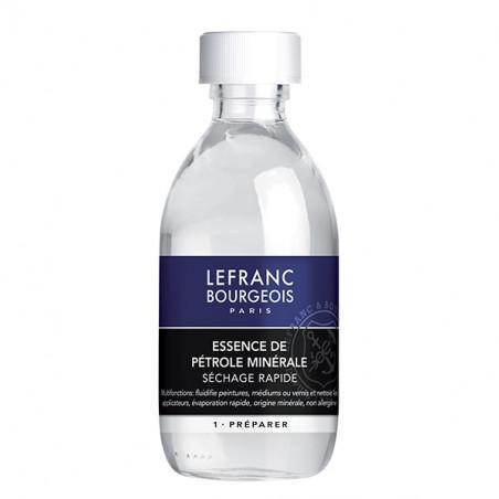 LEFRANC&BOURGEOIS ESSENCE PETROLE 250ML