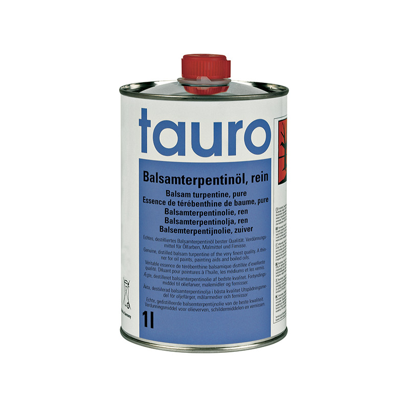 TAURO ESSENCE TEREBENTHINE VERITABLE 1L