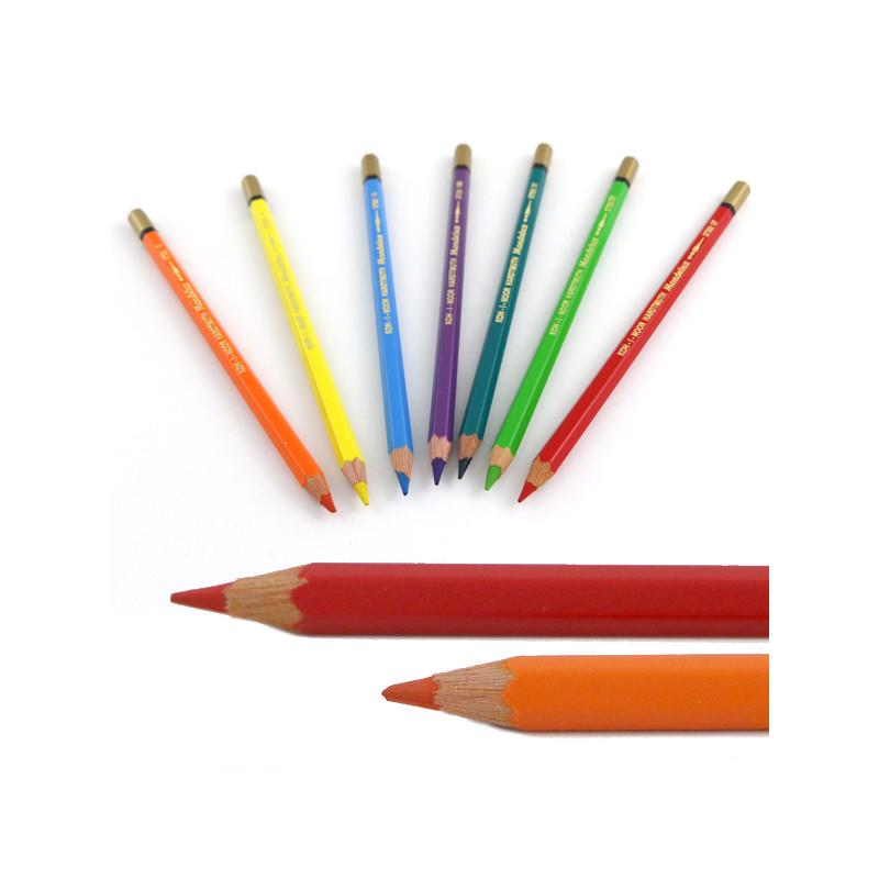 Crayons de couleur aquarellables Mondeluz Koh-i-Noor