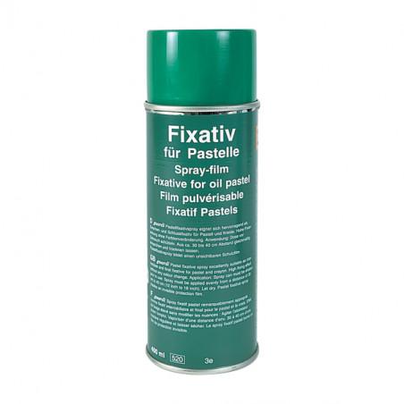 Spray fixatif Guardi pour pastel et fusain