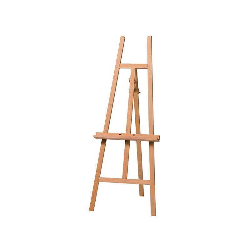 Chevalet d'atelier académique en bois — modèle n°136