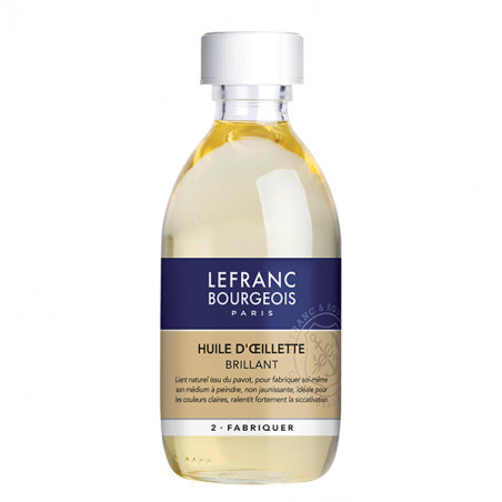 LEFRANC&BOURGEOIS HUILE DOEILLETTE 250ML