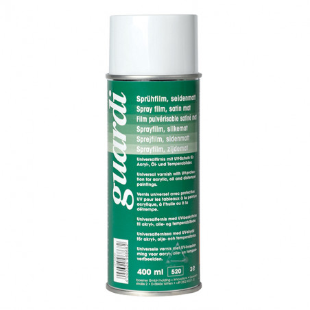 GUARDI VERNIS SATINE 400ML SPRAY