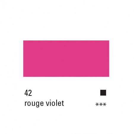 TRITON ACRYLIQUE 750ML 17042 VIOLET ROUGE