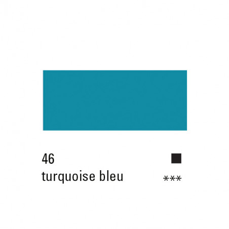 TRITON ACRYLIQUE 750ML 17046 BLEU TURQUOISE