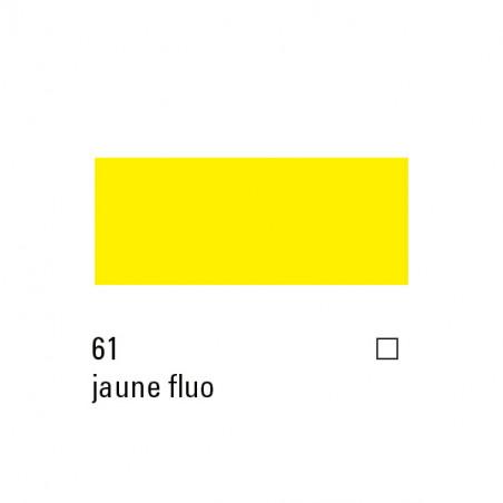 TRITON ACRYLIQUE 750ML 17061 JAUNE FLUO