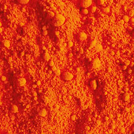 SENNELIER PIGMENT 25G S4 641 ORANGE PYROLE SENNELIER