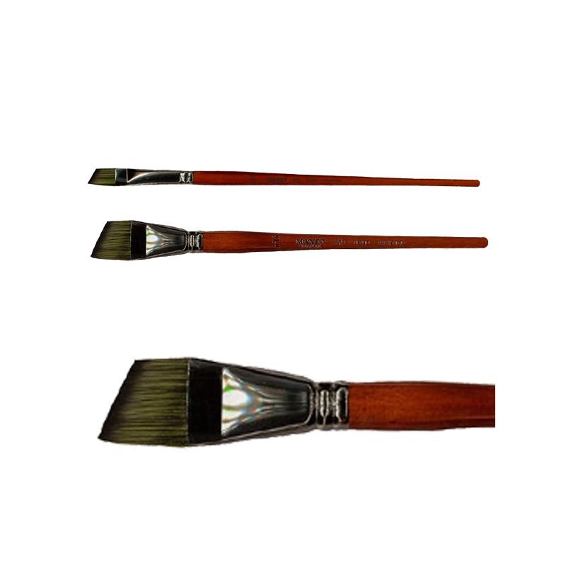 Pinceau synthétique brosse biseautée Elite Manet