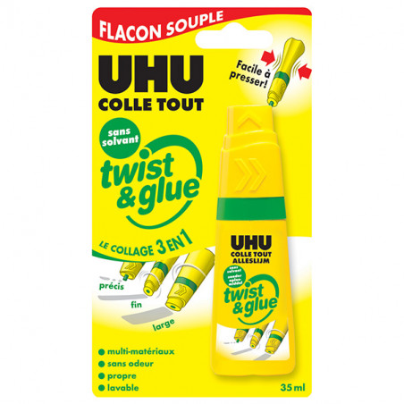 Colle Twist and Glue Uhu