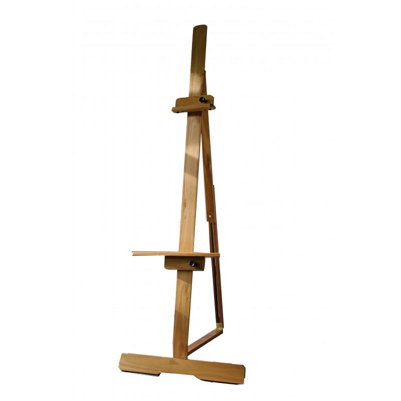 Chevalet d'atelier en bois de Lyptus — modèle n° 73