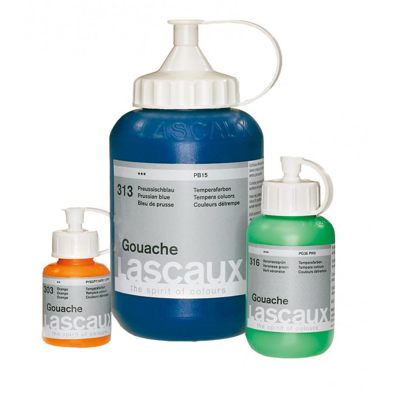 LASCAUX GOUACHE FINE 250ML 328 RGE POURPRE
