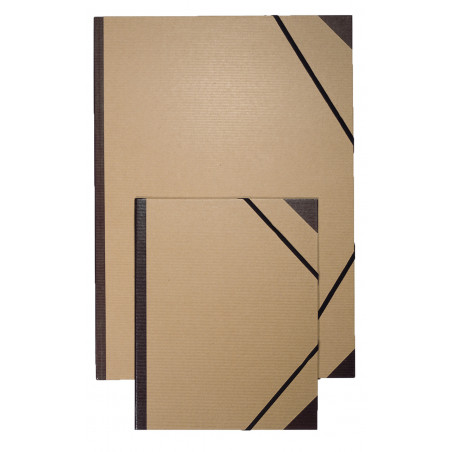 Cartons à dessins kraft