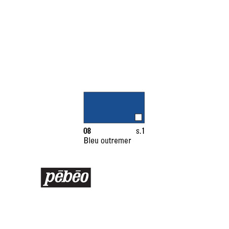PEBEO COLOREX 45ML 08 BLEU OUTREMER