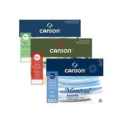 Ramettes CANSON - papier à dessin & peinture