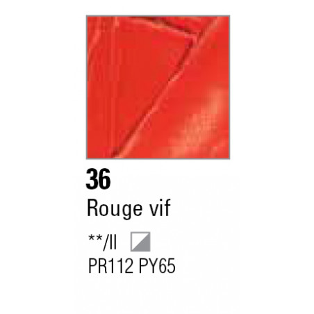 PEBEO HUILE F XL 200ML ROUGE  VIF