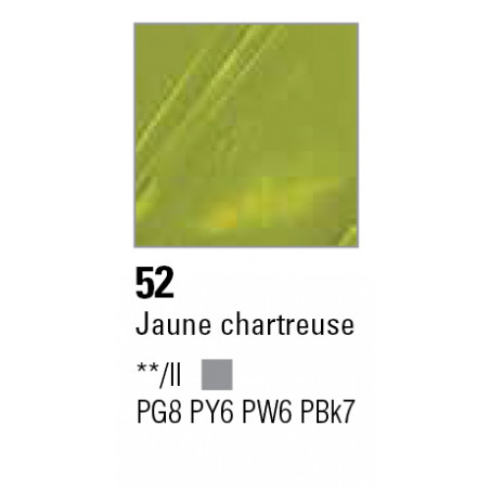 PEBEO HUILE F.XL200ML JAU.CHARTREUSE