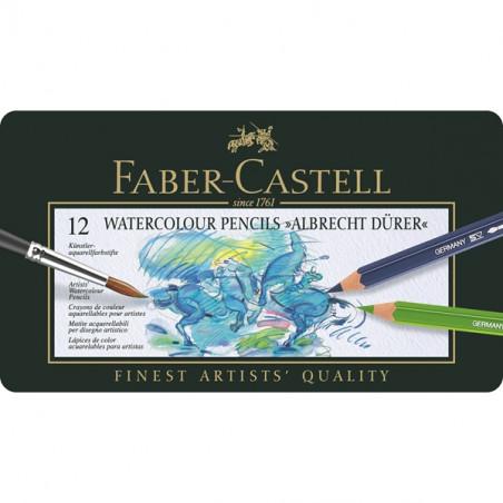 Coffret crayons couleur aquarellables Albrecht Dürer