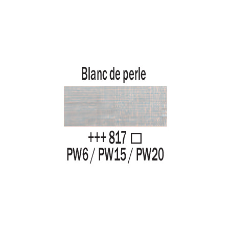 AMSTERDAM ACRYL SPE 120ML 817 BLANC NACRE