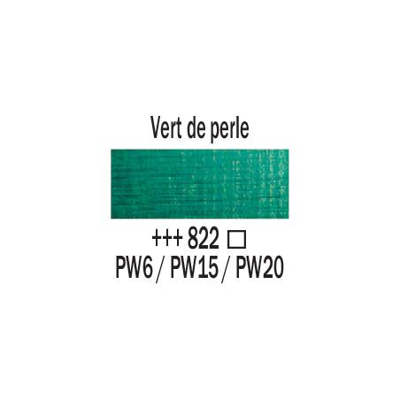 AMSTERDAM ACRYL SPE 120ML 822 VERT NACRE
