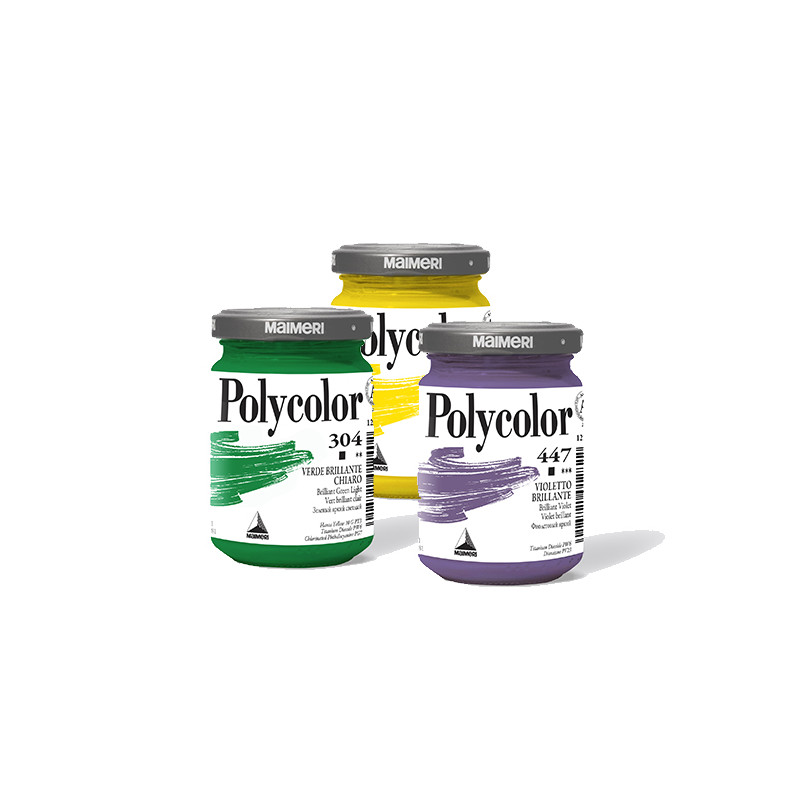 Peinture vinylique Maimeri Polycolor