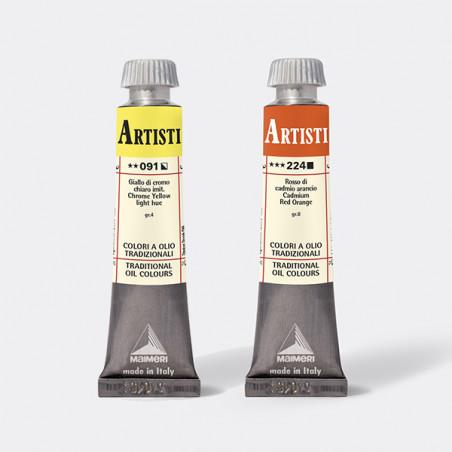 Peinture à l'huile extra-fine Maimeri Artisti