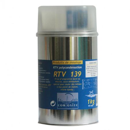 Silicone RTV 139 avec catalyseur
