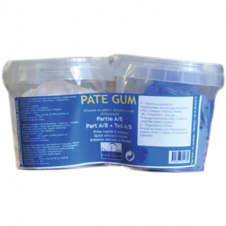 Pâte gum pour moulage
