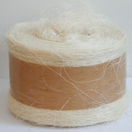 Filasse pour moulage en plâtre