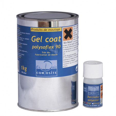 Gel coat polysoflex 90