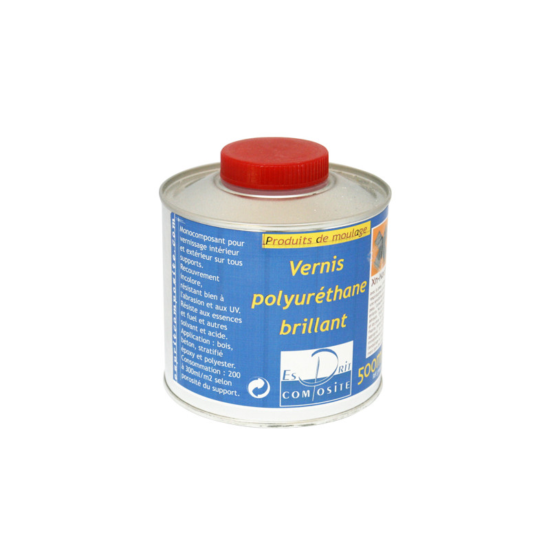 Vernis polyuréthane brillant