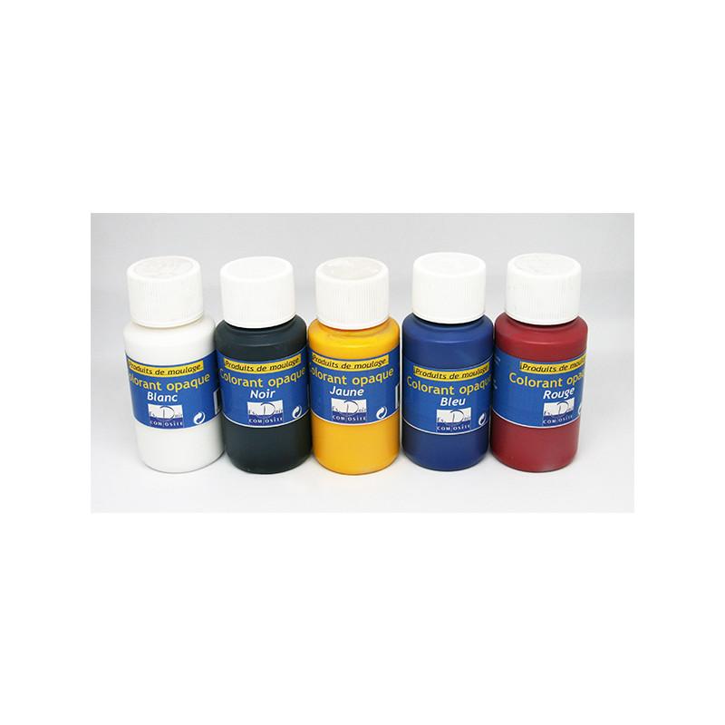 Colorant opaque pour résine - Esprit composite