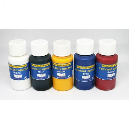 Colorant opaque pour résine