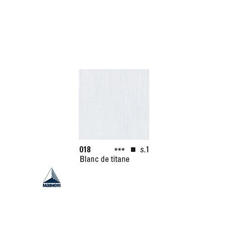 ARTISTI HUILE EX FINE S1 018 20ML BLANC DE TITANE