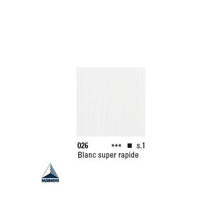 ARTISTI HUILE EX FINE S1 026 20ML BLANC SUPER RAPIDE