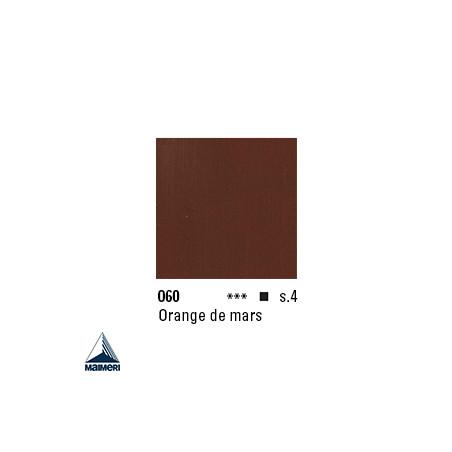 ARTISTI HUILE EX FINE S4 060 20ML ORANGE DE MARS