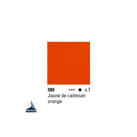ARTISTI HUILE EX FINE S7 080 20ML JAUNE CADMIUM ORANGE