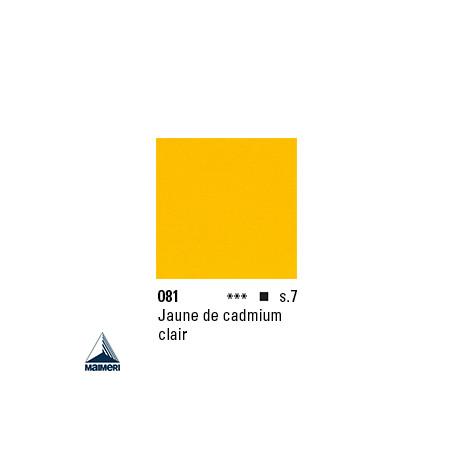 ARTISTI HUILE EX FINE S7 081 20ML JAUNE CADMIUM CLAIR